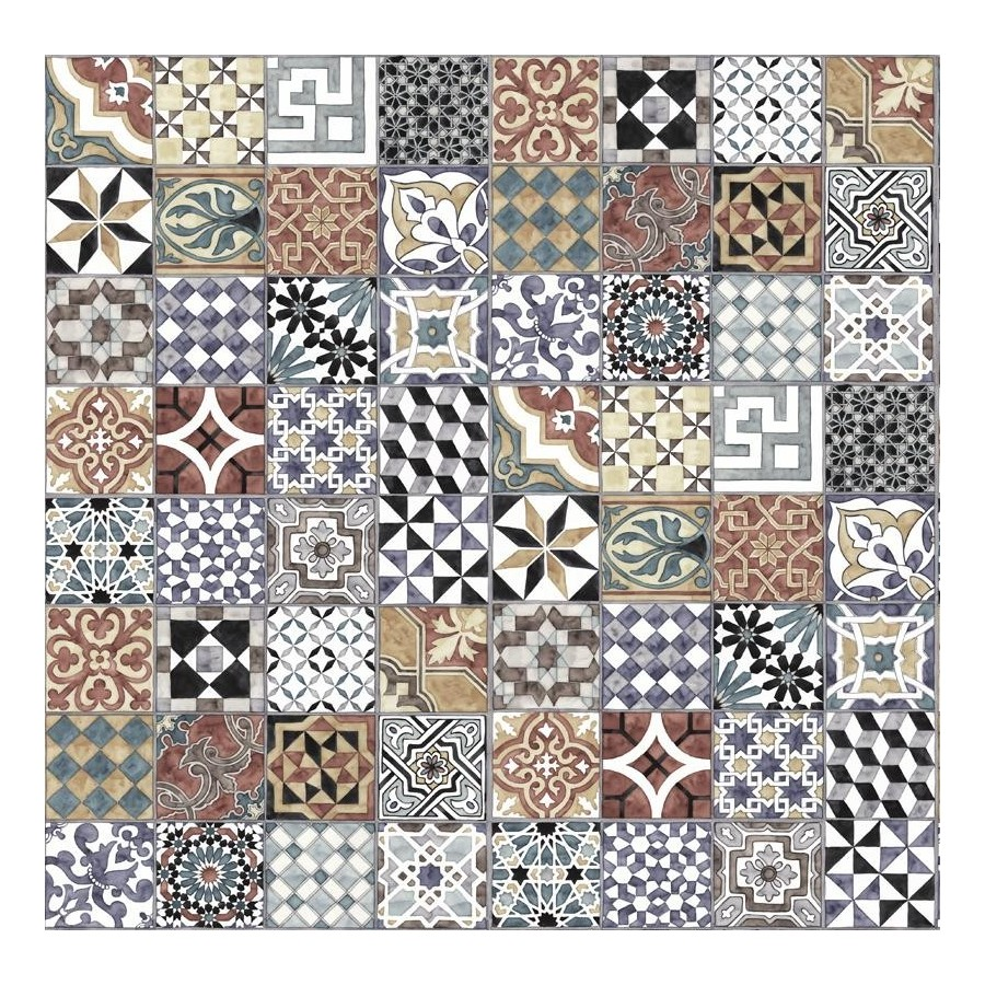 MR PERSWALL - CARTA DA PARATI Pattern Tiles