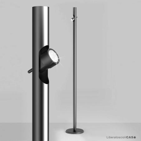 MARTINELLI LUCE - CALABRONE LAMPADA DA TERRA H 173CM