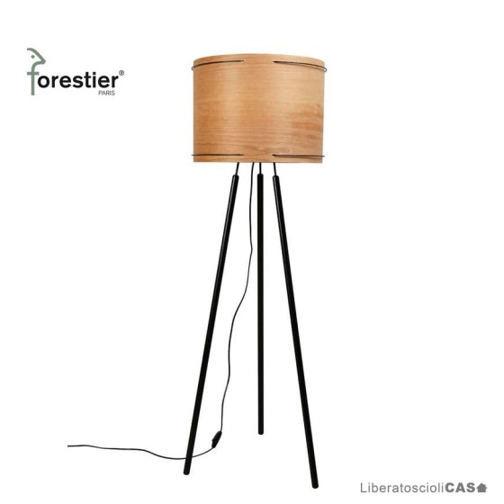 FORESTIER - DOUBLE WIRE FLOOR LAMP H 125 x diam 41,2