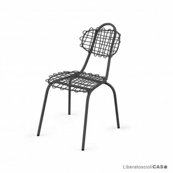 JSPR - SKETCH CHAIR I ANTHRACITE