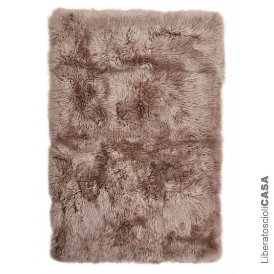 NATURES COLLECTION - NEW ZEALAND DESIGN RUG - LONGWOOL misura 170X240 CM