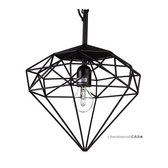 JSPR - DIAMOND XXL SMALL LAMPADA A SOSPENSIONE