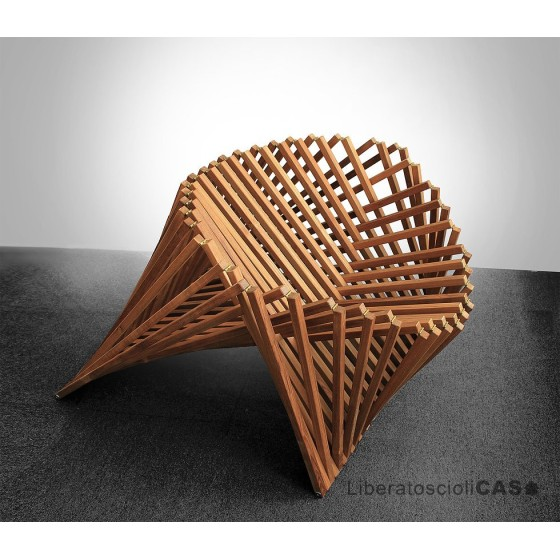 ROBERT VAN EMBRICQS - POLTRONA RISING CHAIR