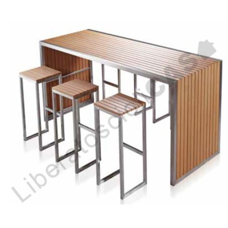 DOMUS STILE - SET 7 PZ DONATELLO