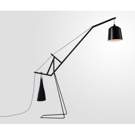 COVO - FLOOR LAMP LAMPADA DA TERRA