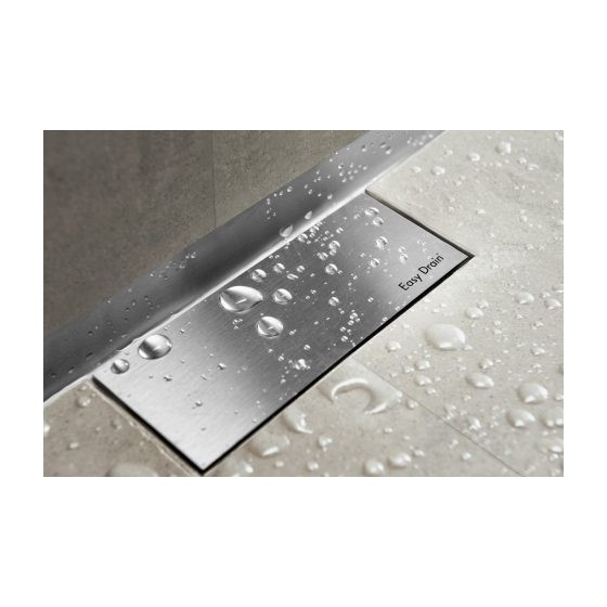 EASY DRAIN - CANALINA DOCCIA WATERSTOP WALL 700mm
