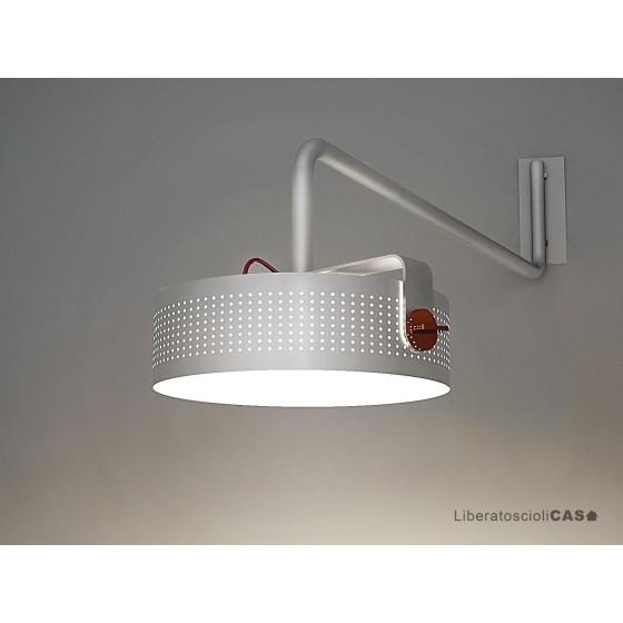 MARTINELLI LUCE - LAMPADA A PARETE MODENA