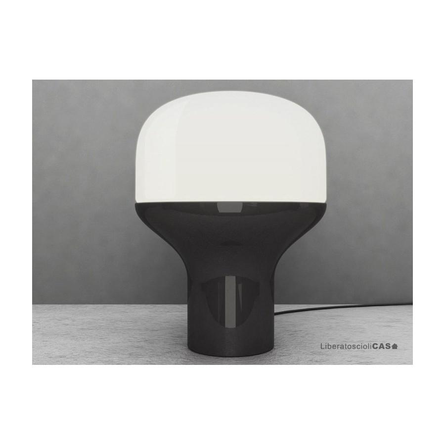 MARTINELLI LUCE - LAMPADA DA TAVOLO DELUX DESIGN STUDIO NATURAL