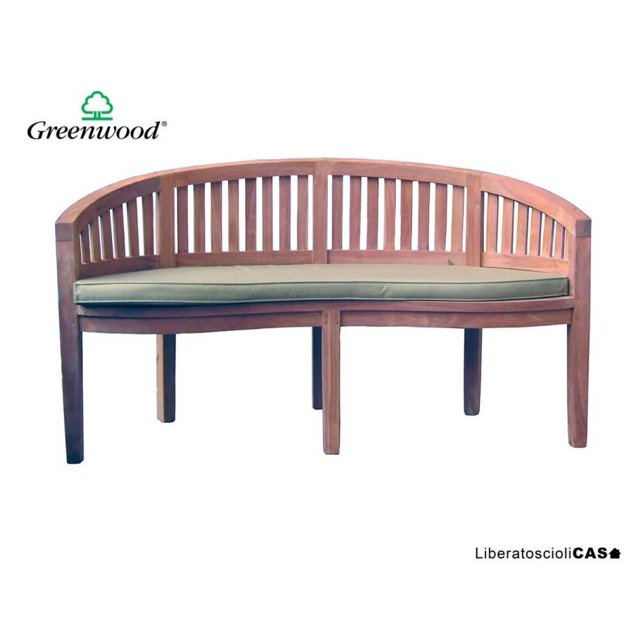 GREENWOOD - LINOSA PANCA IN TEAK