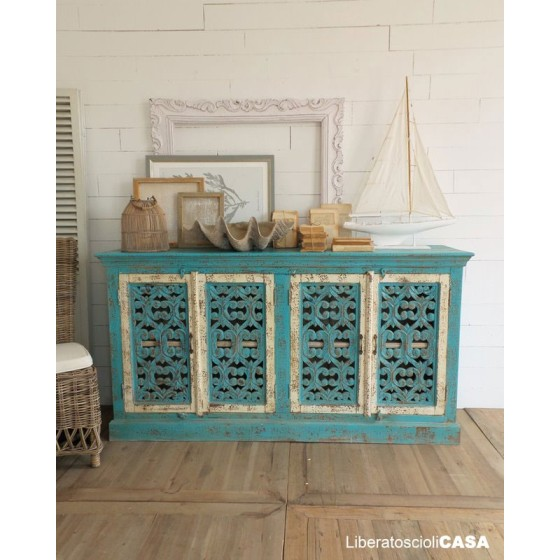 ORCHIDEA - Credenza Style Wood