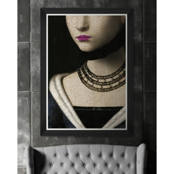 MINDTHEGAP - QUADRO THE DUTCHES Framed Art