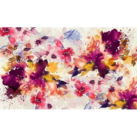 WALLPEPPER - Flower Palette CARTA DA PARATI