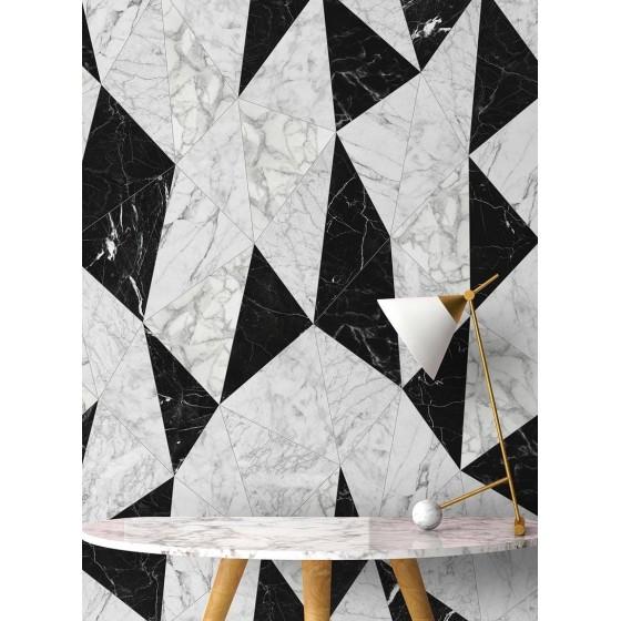 WALLPEPPER - Marble Vest CARTA DA PARATI