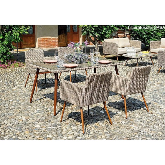 GREENWOOD - Dining Set Salamanca