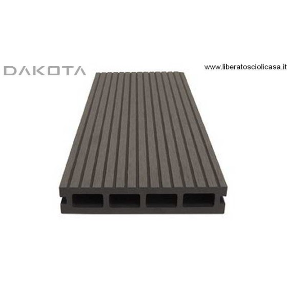 DAKOTA LIVING - DAK-WPC LIGHT SMOKE