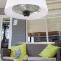 LAMPADA RISCALDANTE E LUCE LED - ELETTRO LIVING