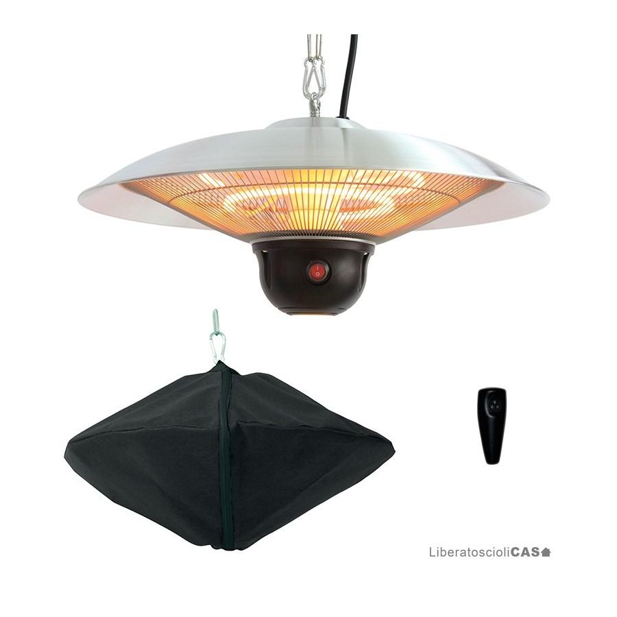 ELETTRO VIVERE - PHOEBE LAMPADA RISCALDANTE E LUCE LED