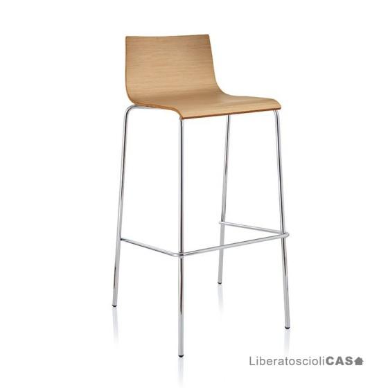 ALMA DESIGN - SGABELLO ANOUK DESIGNER NICOLA CACCO