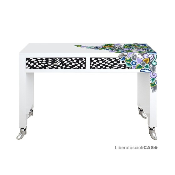 TOMS DRAG - CONSOLE TABLE SILVER LINE