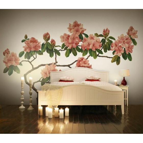 MR PERSWALL - Pink Blossom CARTA DA PARATI COLLEZIONE Urban Nature