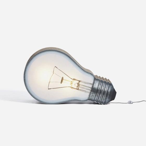KUBEDESIGN - LAMPADA BULB