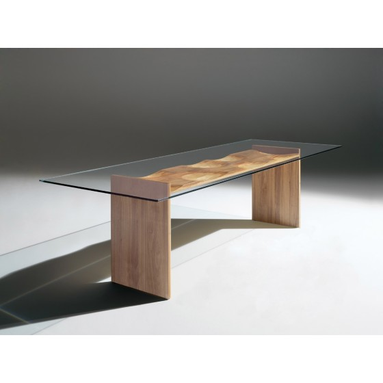 HORM - TAVOLO RIDDLE TABLE 250 X 100 H75 CM
