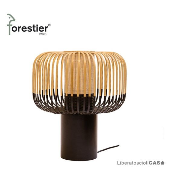 FORESTIER - LAMPE BAMBOO LIGHT HT40/DIAM35