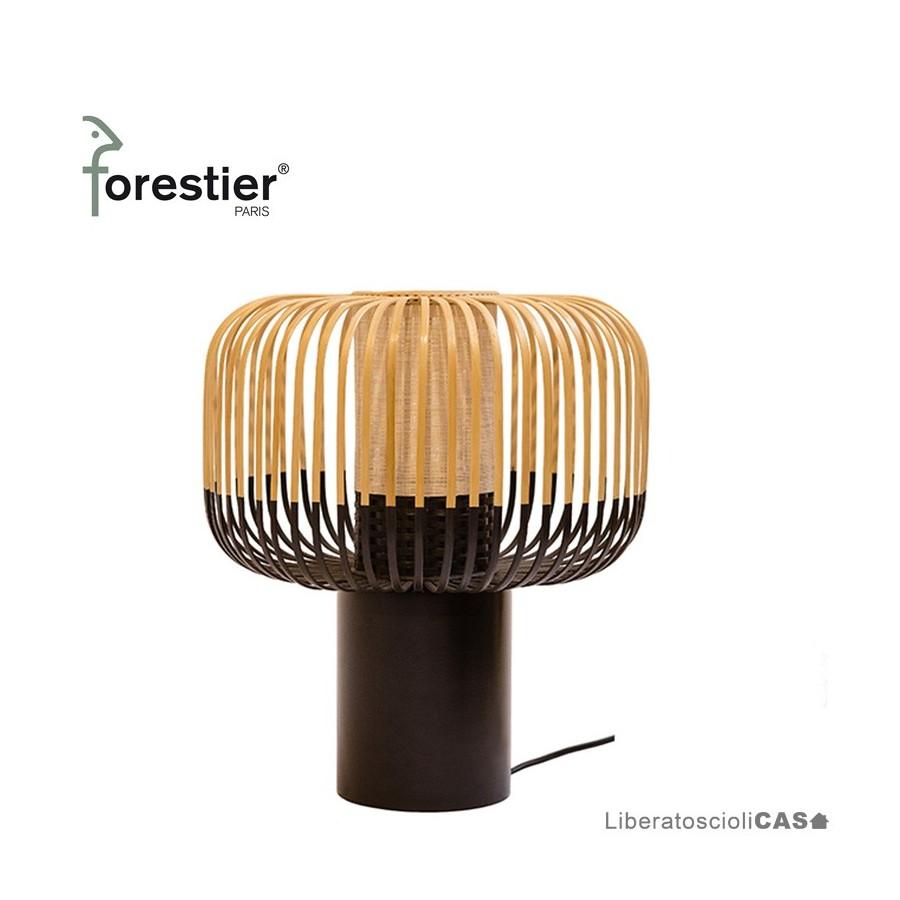 FORESTIER - LAMPE BAMBOO LIGHT HT40/DIAM35