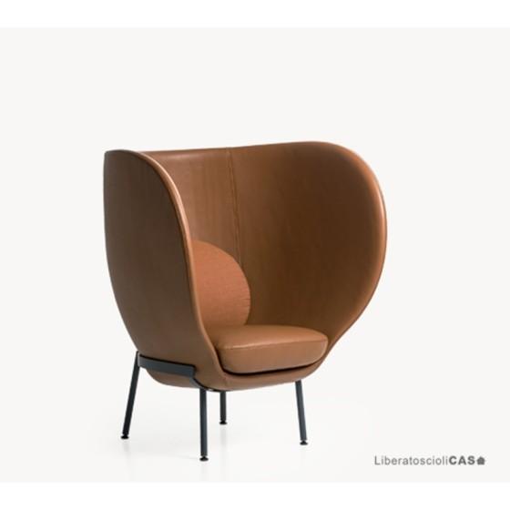 MOROSO - ARMADA POLTRONA HIGHBACK design Nipa Doshi & Jonathan Levien