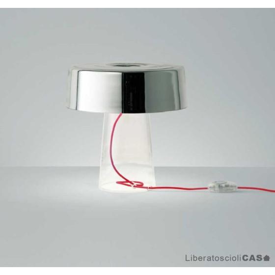 PRANDINA - GLAM T3 Lampada da tavolo a luce diffusa e diretta verso il basso
