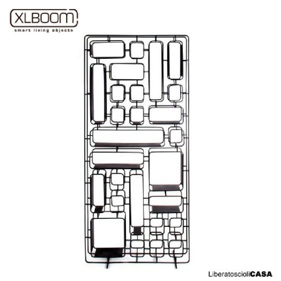 XLBOOM - PROJECT H. 165 x 75 x 30 CM BLACK