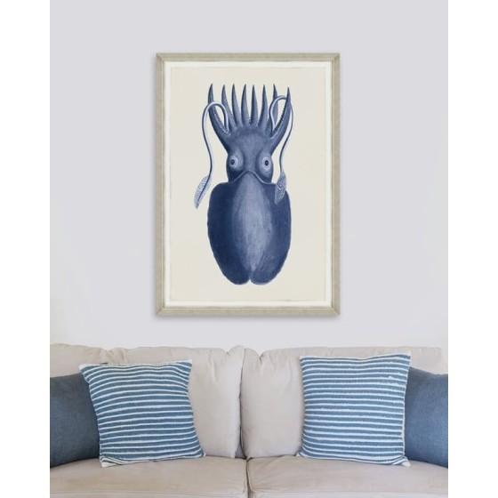MINDTHEGAP - stampa calamaro