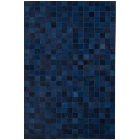 NATURES COLLECTION - VENICE DESIGN RUG NAVY BLUE 120x180CM