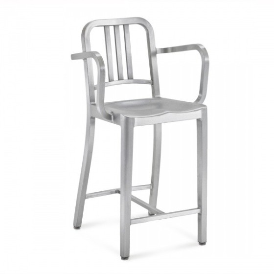 SGABELLO COUNTER STOOL ARMS
