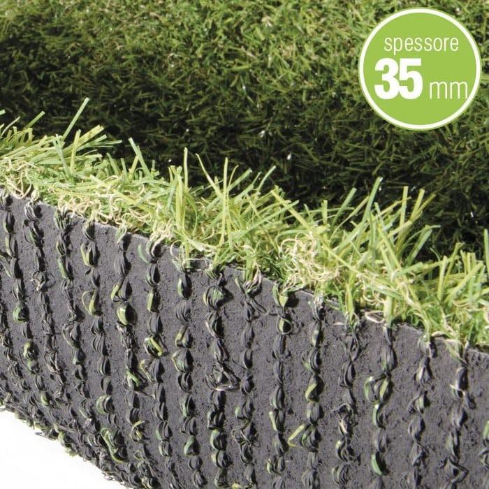 9m Prato giardino bordo Border Fence plastica Erba Rotolo recinzione terra allaperto DIY ha curvato Border flessibile da giardino Prato Erba Bordo 10cm