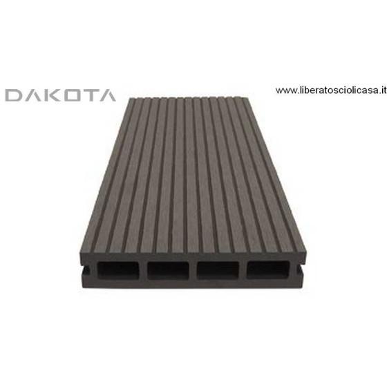 DAKOTA LIVING - DAK-WPC LIGHT SMOKE