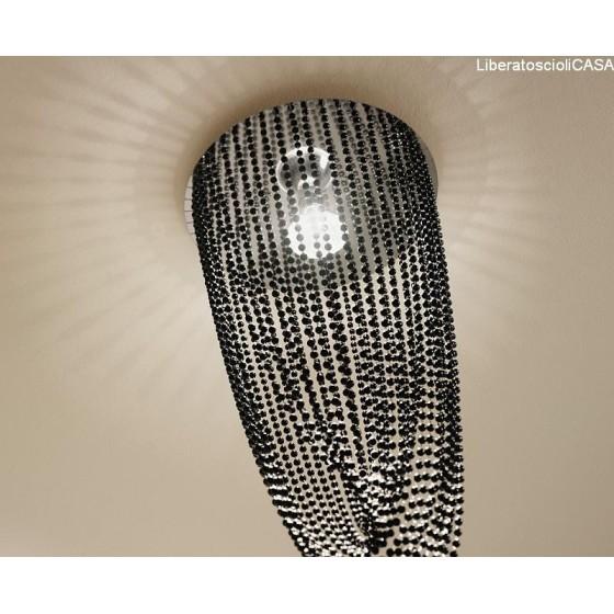 VESOI - gioiello 40/pl led corto LAMPADA DA SOFFITTO