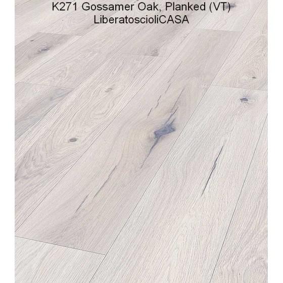 KRONO ORIGINAL - K271 Gossamer Oak, Planked (VT) collezione Krono Xprotect