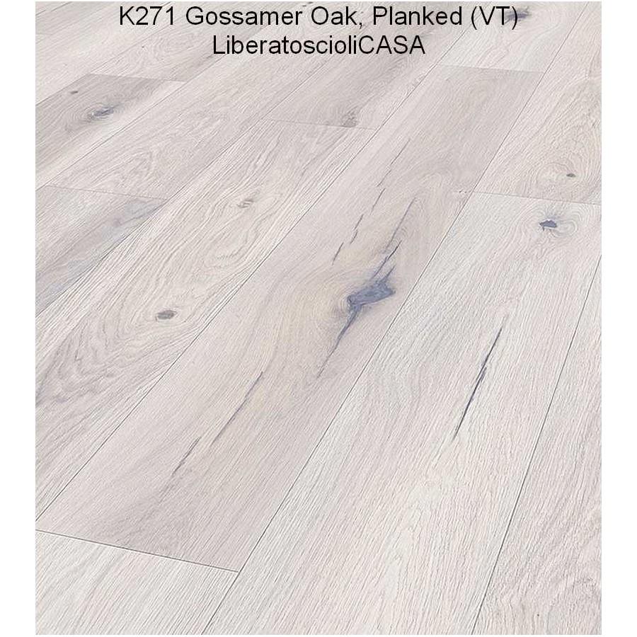 KRONO ORIGINAL - K270 Abbey Hill Oak, Planked (VT) collezione Krono Xprotect