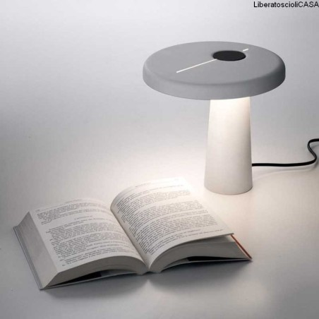 MARTINELLI LUCE - HOOP LAMPADA DA TAVOLO DIAM.21cm H21cm