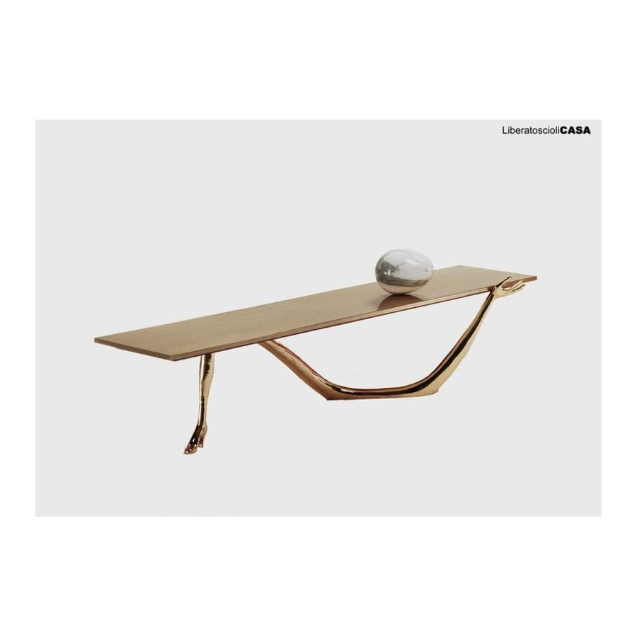 BD BARCELONA - LEDA LOW TABLE-SCULPTURE