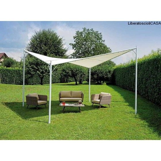 GREENWOOD - Tenda Butterfly 4×4 m