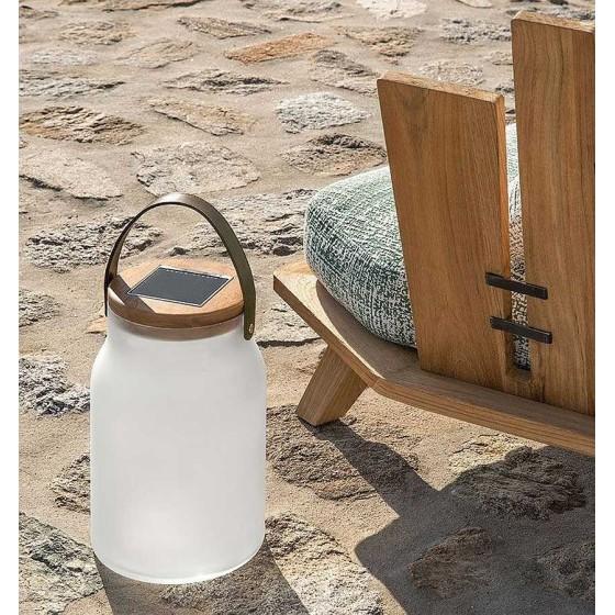 ETHIMO - LAMPADA SOLARE MILK Designer Emmanuel Gallina