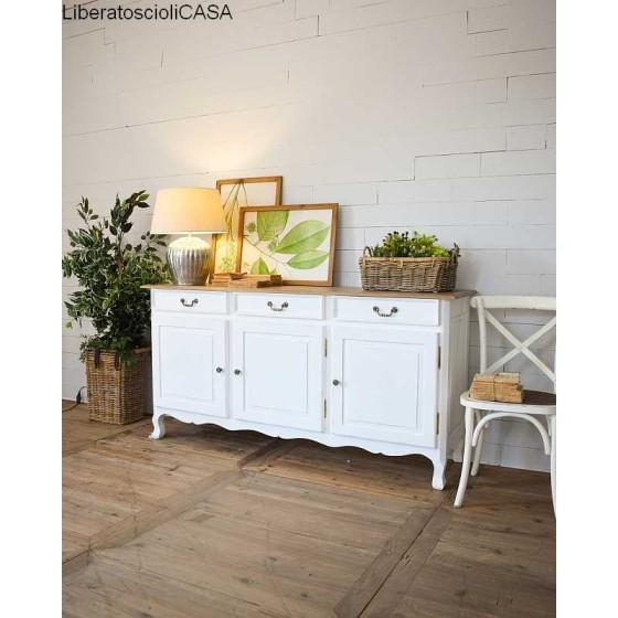 ORCHIDEA - CREDENZA CLASSIC WHITE