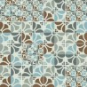 REFIN - Frame Piastrelle in gres porcellanato patchwork e maiolica