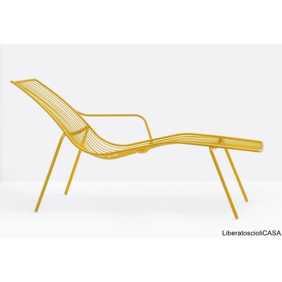 PEDRALI - NOLITA 3654 Chaise longue da esterni