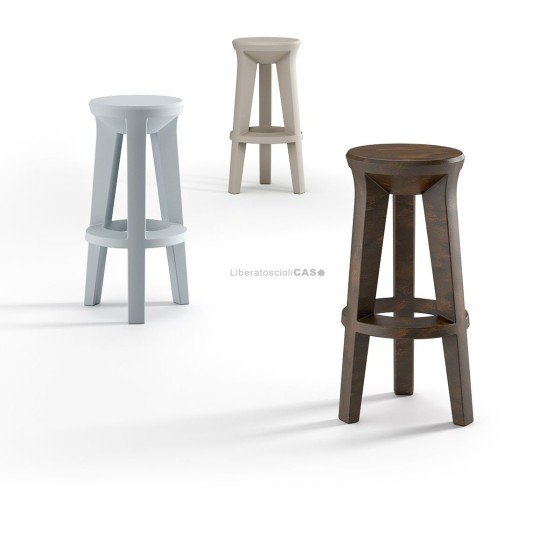 SGABELLO FROZEN STOOL design MATTEO RAGNI PLUS+