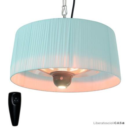 ELETTRO LIVING - LAMPADA RISCALDANTE E LUCE LED THEA